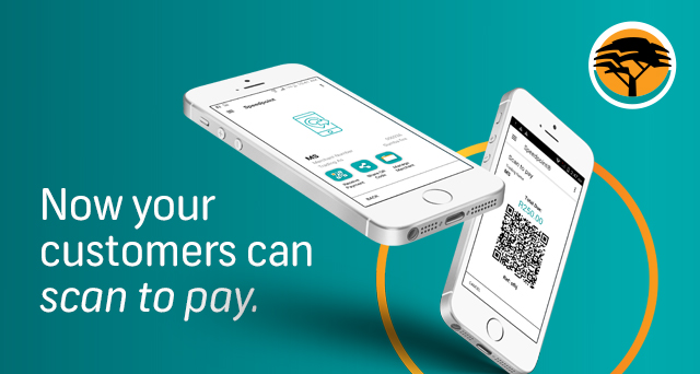 FNB is the first bank to launch consumer and merchant QR